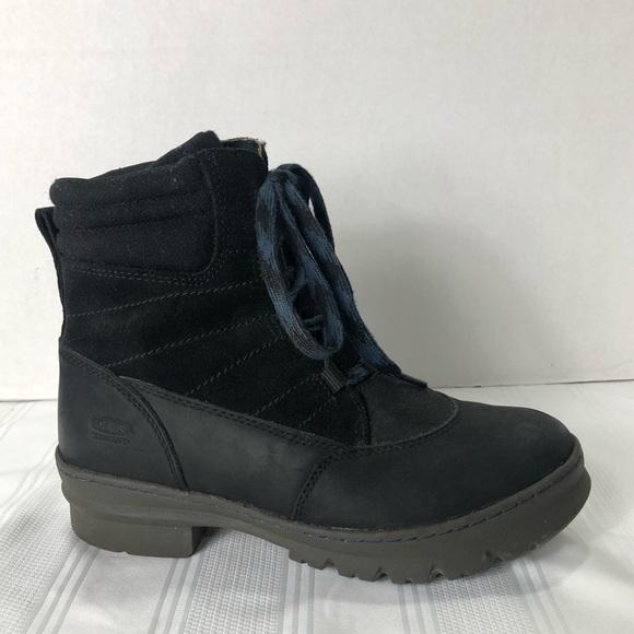 Keen Wapato Mid Boots Waterproof Black